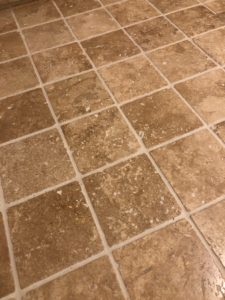 Nutmeg Travertine Cobblestone
